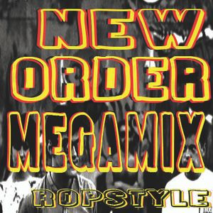 Deathchurch Radio #33 - Ropstyle - New Order Megamix