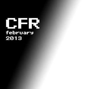 CFR-February 2013 Mix