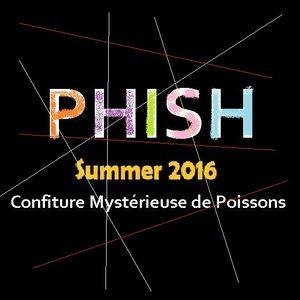 Phish - 2016 - Summer