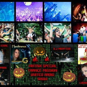 Dj Bluespark - Matrix Halloween Party 31.10.12