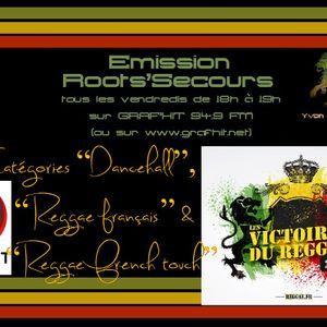 Emission Roots'Secours du 22 janvier 2016