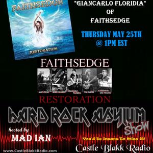 Hard Rock Asylum Show 25th May 2017
