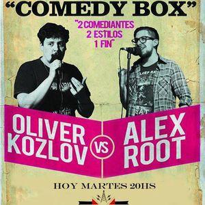 Comedy box en M.C