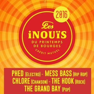 The Hook - Inouï Bourges 2016 @Noumatrouff