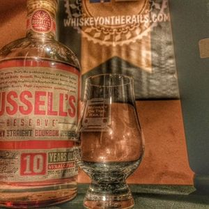 Episode 81 – V2 Rebooted With Russell's Reserve 10 Year