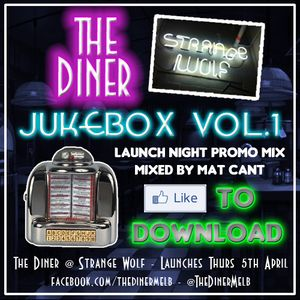 Jukebox Vol. 1 (The Diner Promo Mix) (March 2012)