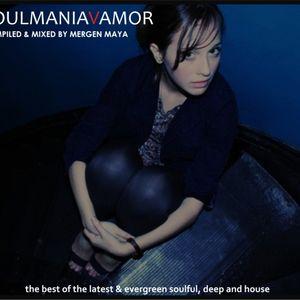 Soulmania vol.5 / Amor (SSRadioUK) / Jul 2010