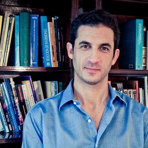 @matiastombolini con @HugoE_Grimaldi (Economista, Candidato a Dip. Nac. por 1País en C.A.B.A.)