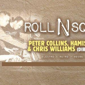 ROLL 'N SQUARE - Live on Radiosilky.com 13/07/17