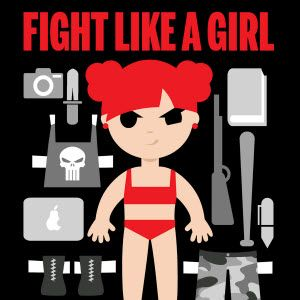 Fight Like A Girl - The Readings