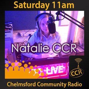 Natalie Aston - @NatalieCCR - Natalie Aston - 25/07/15 - Chelmsford Community Radio