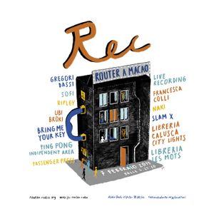 Libreria Calusca e Les Mots Libreria - router 29 gennaio 2015