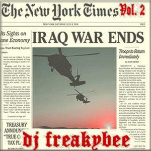 DJ FreakyBee New York Timez Vol. 2