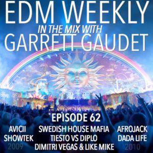 EDM Weekly Episode 62 (Rewind)
