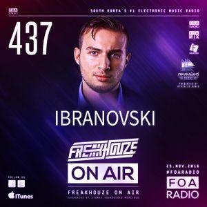 Freakhouze On Air 437 ● Ibranovski