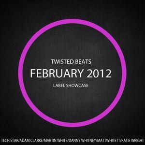 Twisted Beats - February 2012