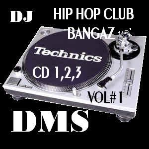 DJ DMS - HIP-HOP HITS VOL #1