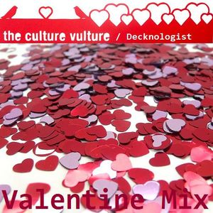 The Culture Vulture Valentine Mix by decknologist
