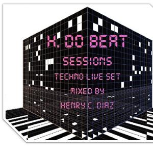 Henry C. Diaz Techno Live Set(H.Do Beat sessions 09-09-2012)