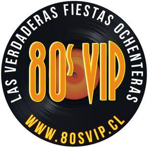 Sesión Mezclada y Grabada en Vivo el viernes 7 de Febrero para el Bailable de Radio 80s.cl