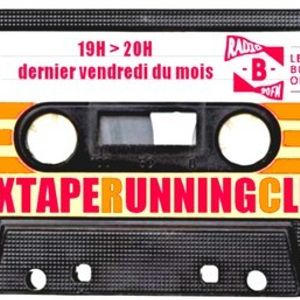 Mixtape Running Club Happy Hour Radio Show Extravaganza Con Empanadas - pilote 01.11.17
