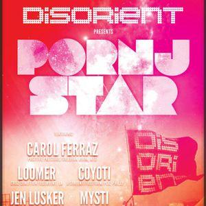 Mysti - Live at Disorient Pornj Star 2012 - SRB Brooklyn