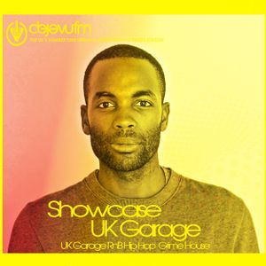 Joshua Jones Uk Garage and Bass Showcase