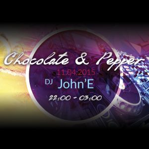 LIVE @ Chocolate & Pepper 11.04.2015