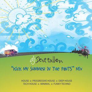 djscottallen - Summer House / Tech House 2012