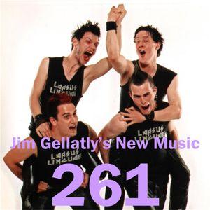 Jim Gellatly's New Music episode 261
