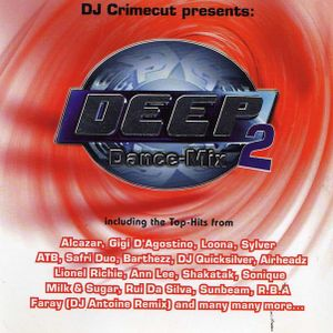 Dj Crimecut's - DEEP Dance-Mix Vol.2 (2001)