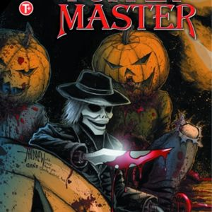Secret Identity Issue #750--Puppet Master and Revolution
