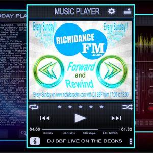 Forward & Rewind Show (19-10-2014) @ RichidanceFM