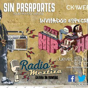 Hip hop al parque especial #radiomeztiza