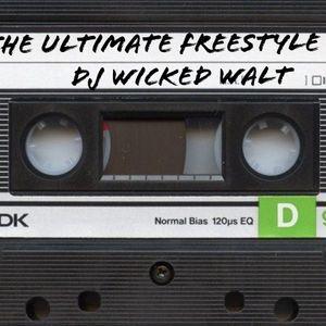 The Ultimate Freestyle Mix - Dj Wicked Walt