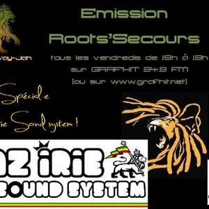 Emission Roots'Secours du 27 novembre 2015