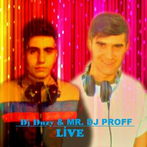 MR.PROFF vs Dj Duzy-No Limit 2013 Mix