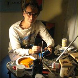 #16 Ethan Azarian - Painter & Musician
