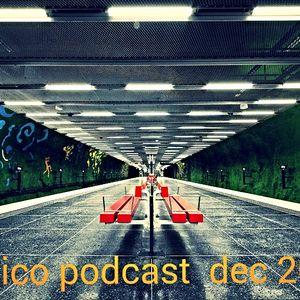 Djnico Podcast dec 2014