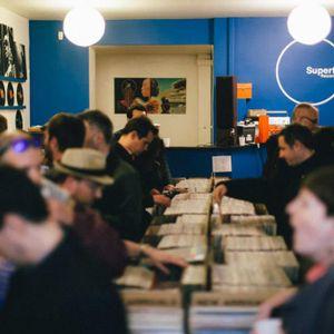 DG Book Launch live Recording - Superfly Records, Paris