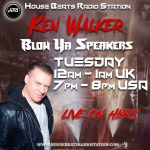 Ken Walker Presents Blow Ya Speakers On HBRS 13 - 08 - 19