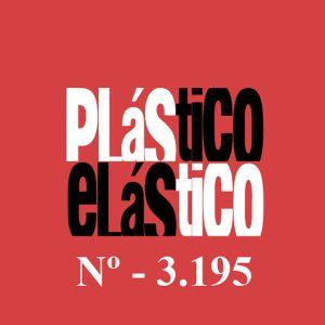 PLÁSTICO ELÁSTICO Enero 29 2016  Nº - 3195