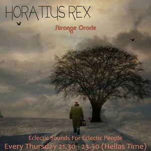Horatius Rex - Strange Oracle 31 October 2019