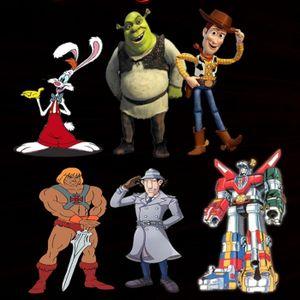 Indy Geek Cartoon Heroes Selection
