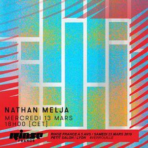 Nathan Melja - 13 Mars 2019