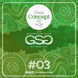 Concept Music Room pres All Night Long Set by Gonzalo Shaggy Garcia (GSG) // 01-05-2019 (Lugo-Spain)