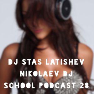 "DjStas Latishev— Podcast 28 ""8march podcast"""