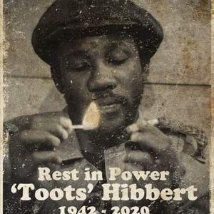 Tribute To Sir TooTs Hibbert Live@uniquevibez.com (13/09/2020)