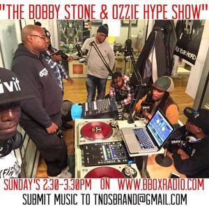 The Bobby Stone & Ozzie Hype Show 10/22/17