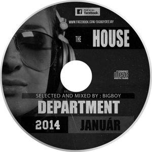 Bigboy-The House Department-2014 január-